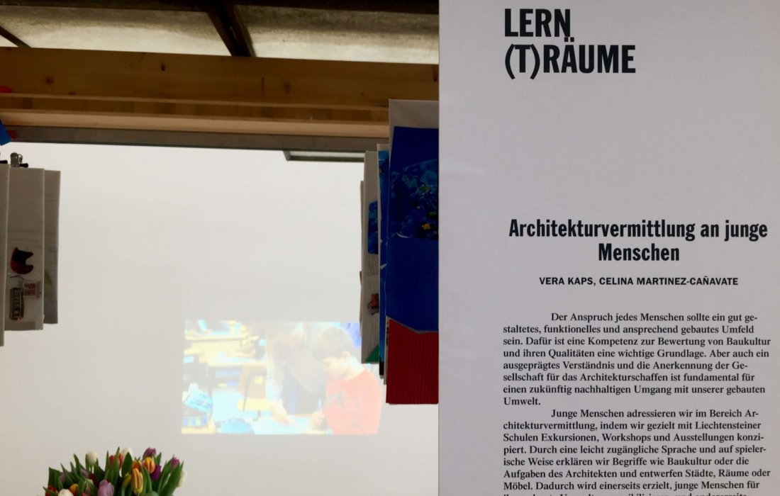 Lern(t)räume ist ein Teilprojekt von WAVE, welches sich die Evaluation der Wirksamkeit von Architekturvermittlung zum Ziel gemacht hat.