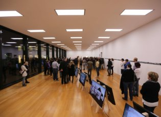 'Once Upon A Time In Liechtenstein' lockte eine Vielzahl an BesucherInnen in das Kunstmuseum Liechtenstein.